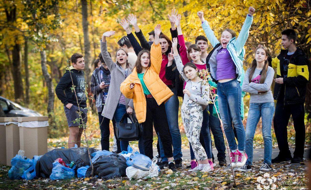 """School Recycling World долучилися до проведення """"Чистофест"""" у м. Києві"""