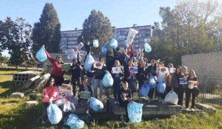 Оголошено переможців національного конкурсу у межах Всесвітнього дня прибирання
